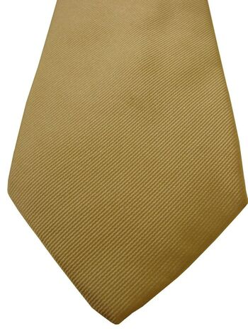 TM LEWIN Mens Tie Pale Yellow