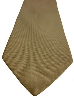 TOMMY HILFIGER Mens Tie Pale Yellow