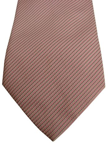 GANT USA Tie Pink & White Stripes