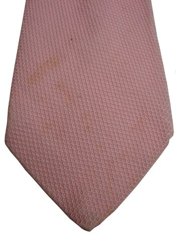 AUSTIN REED Mens Tie Pink - TEXTURED