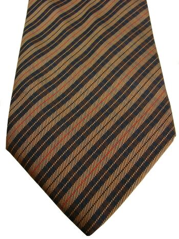 GANT USA Tie Multi-Coloured Check