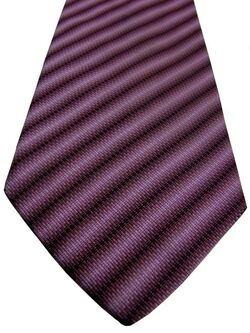 PAUL SMITH Mens Tie Pink - Stripes