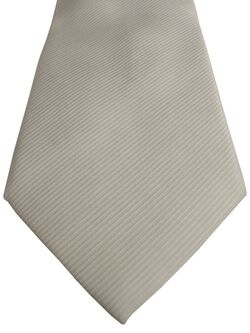 RACING GREEN Mens Tie White - Diagonal Lines NEW