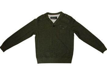 NEXT Jumper Mens M Khaki